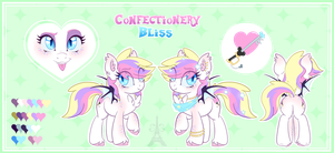 Ref Sheet by Silent-Shadow-Wolf
