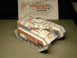 WH40k Chimera APC by Nekio15