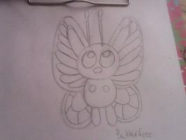Butterfree =3 by Irukalover1