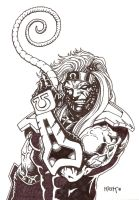 Omega Red by Kaik7734