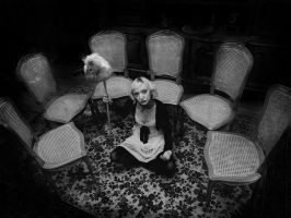 I have no friends for play II by Feebrile