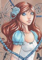 ACEO 126: Lonette by Forunth