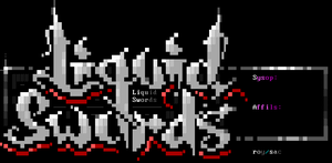 Liquid Swords ANSI by roy-sac