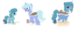 Ponymon adopts ~Set Price!~ by RoseyThePonyArtist
