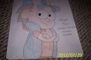 Dipper Pines by Galaxia34
