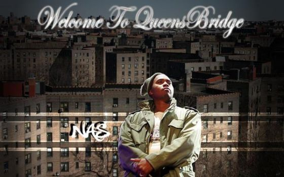 Nas and Queens by colombian305