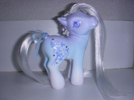 MLP Custom Icy Rose by colorscapesart