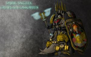 Dark Angels, Chaplain Ossorius by Shamblin85