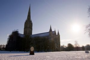 Salisbury Cathedral by RichardCT