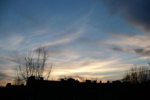 Late sky on All Saints 2010 p2 by AnnadeRuyter
