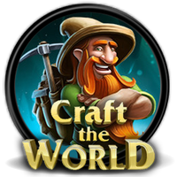 Craft the World - Icon by Blagoicons