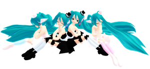 Magnet Miku Final Version DL by Arkenidae
