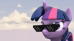 Deal With It by TomatoGoatee