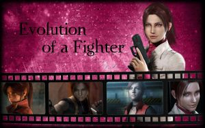 Evolution of a Fighter by Isobel-Theroux