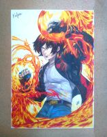 The king of fighters XII: Kyo by Nina-30