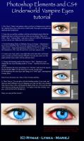 Underworld Eye Tutorial by rymae
