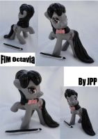 Mcdonalds size FIM Octavia by JoshsPonyPrincess