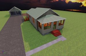 My old house in Unreal by RyanEchidnaSEAL