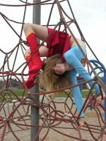 super contortion by Kikane