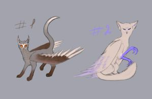 gryphon adoptables 2 CLOSED by Darkylucifer