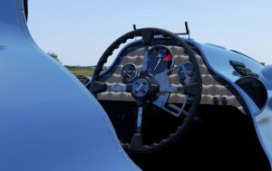 In the T26C  'Cockpit' by ProRipp