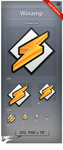 Icon Winamp by ncrow