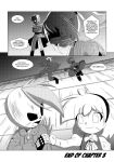 Left Below chapter 3 page 80 by senji-comics