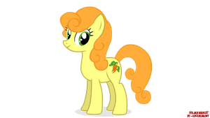 My Little Pony: Golden Harvest by EugeneBrony