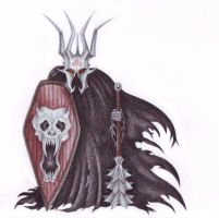 Melkor alias Morgoth by DarthDrakkara