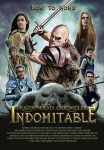 Indomitable Official Movie Poster by RubusTheBarbarian