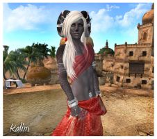 A Beautiful Slave: Kalim by OtakuEC