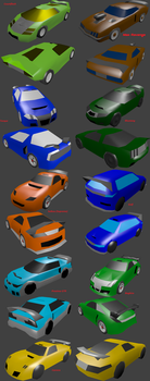 Motorhead- Illegal Street Racing Car Concepts 1 by vuk-91