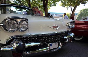 Classic Cadillac by Phy6