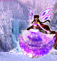 MM:EnchantedWInterForest by BriannaEnchantica