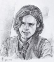 Spencer Reid 09 by whiteshaix
