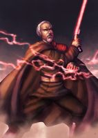 Count Dooku by cric