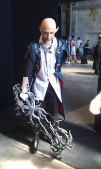 Kingdom Hearts Birth By Sleep - Master Xehanort by GrimoireCosplay