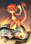 Full CG Commission -  Talin by Puretails