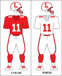 Lonsdale University '80s football uniform by FromEquestria2LA