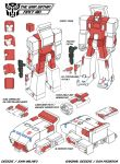 The Ark - War Within - Protectobots - First Aid by JP-V