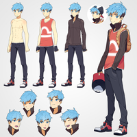 Azria Reference Sheet by zerudez