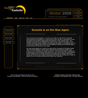 Sunsets Web Template V2 by ffadicted