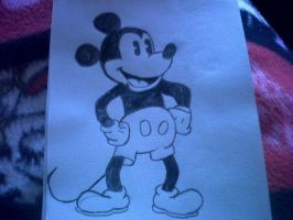 mickey mouse by Ciarzi