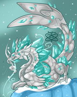 The Ice Master by iSapphirus