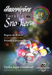 Flyer for a snooker Tournament by LustRusso