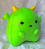 Sea Dragon Plush by PinkChocolate14