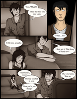 Torn Reality Pg. 15 by ProxyComics