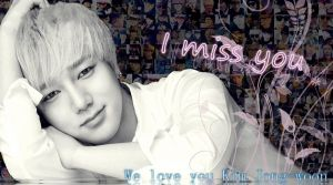 We love you Kim Jong-woon by ForeverK-PoPFan