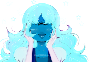 Sapphire by sharpteething