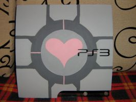 Companion PS3 by LittleEdward
